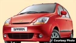 """""""GM Uzbekistan"""" йилига 50 минг дона """"Chevrolet Spark"""" ишлаб чиқаришни режалаган."""