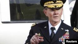 ژنرال مارتین دمپسی، رییس ستاد مشترک ارتش آمریکا،