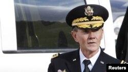 ژنرال مارتین دمپسی، رئیس ستاد نیروهای مسلح آمریکا.