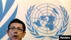 Pomoćnik generalnog sekretara UN za ljudska prava Ivan Šimonović