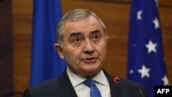Ministrul de externe Lazăr Comănescu