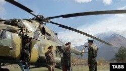 Убийство милицейского начальника готовилось в то время, когда в КБР шли тактические учения авиации ФСБ России