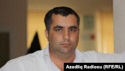 Azerbaijan -- Journalist Yafez Akramoglu (Hasanov), RFE/RL Azerbaijani service Nakhichevan correspondent, 02Sep2011