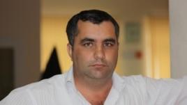 Radio Azadliq Naxichivan correspondent Yafez Hasanov, 02Sep2011