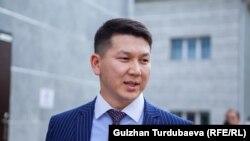 Замир Жоошев.
