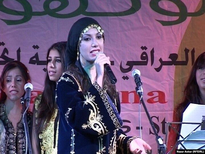 096c9f31bcdca جانب من مهرجان أيام الثقافة العراقية في ستوكهولم