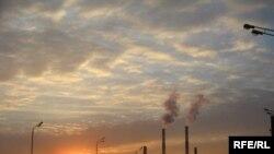 Цемент заводу жаңылангыча морунан түтүн үзүлбөйт
