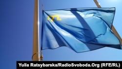 26 червня відзначається День національного прапора кримських татар