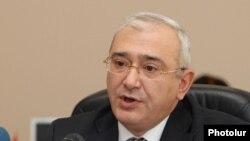 ԿԸՀ նախագահ Տիգրան Մուկուչյան