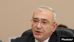 ԿԸՀ-ի նախագահ Տիգրան Մուկուչյանը