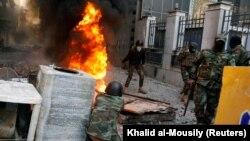 Nemiri na ulicama Bagdada, Irak