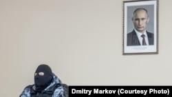 Pskowly suratçy Dmitriý Markowyň suraty