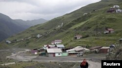 Arxiv fotosu, Dağıstandan görüntü.