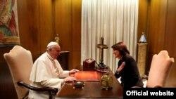 Vatikan, 21 janar 2015.