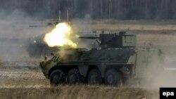 Військові навчання у Чернігівській області, 2 квітня 2014 року