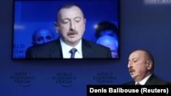 İ.Əliyev Davosda