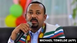 Эфиопия бош вазири Абий Аҳмад Али.