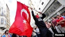 Май аенда Истанбулда протест чаралары