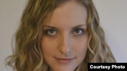 Azerbaijan -- Rebecca Vincent, foremer US diplomat and human rights activist, undated
