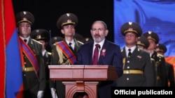 Armenia-Prime Minister of Armenia Nikol Pashinian in Vardenis, 28Jan2020