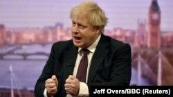 Ministri i Jashtëm britanik, Boris Johnson.