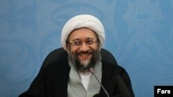 آیتالله صادق لاریجانی- عکس آرشیوی