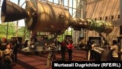 Вашингтон, Музей космонавтики