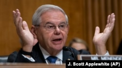 Член Сената США от Демократической партии Роберт Менендес