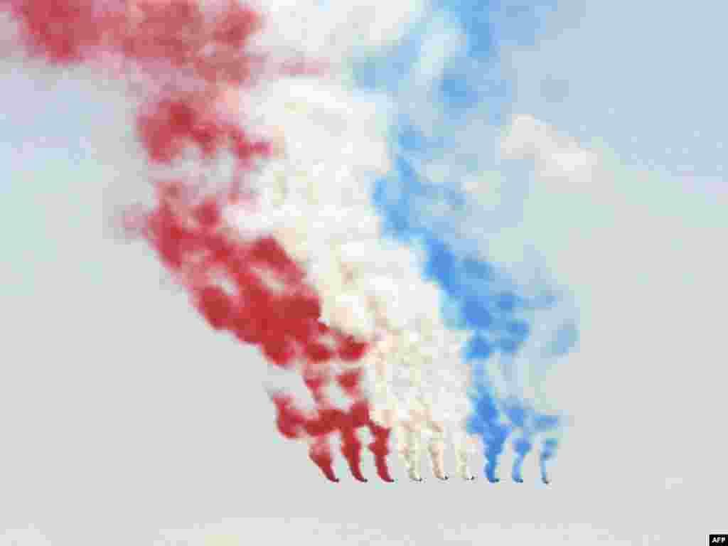 Франция отмечает 220-ю годовщину взятия Бастилии