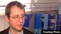 Руслан Никонович, директор телекомпании «АРТ-ТВ». Караганды, 21 мая 2009 года.