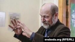 Алег Трусаў, архіўнае фота