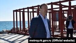 Экс-министр строительства и архитектуры Крыма Михаил Храмов