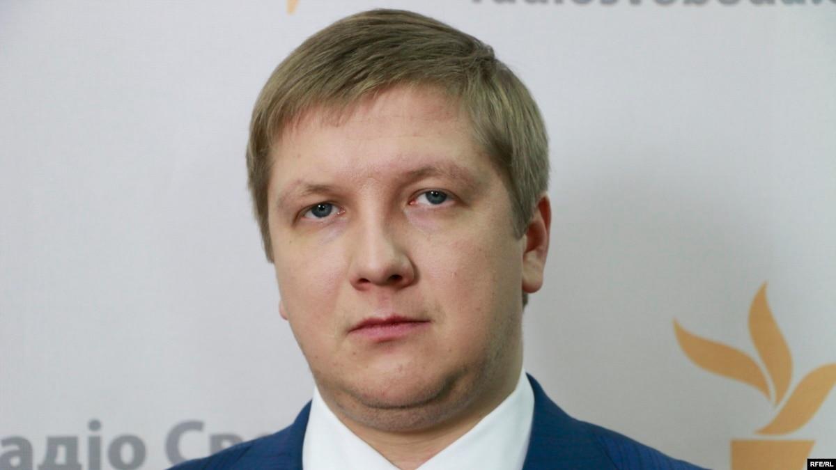 Коболев останется главой «Нафтогаза», контракт пересмотрят – Гройсман