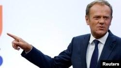 Presidenti i Këshillit të BE-së, Donald Tusk