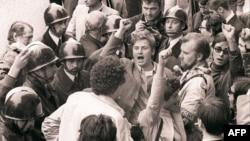 Даниэль Кон-Бендит в мае 1968-го