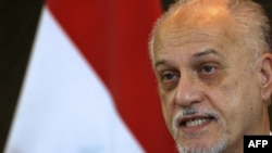 Iraqi Oil Minister Hussain al-Shahristani