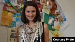 Марија Матовска, проект координатор во ХЕРА.