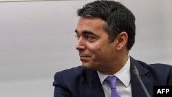 Македонскиот министер за надворешни работи Никола Димитров