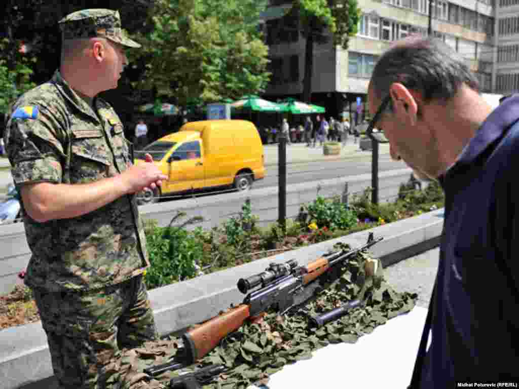 Sarajevo, 31.05.2011. Foto: RSE / Midhat Poturović
