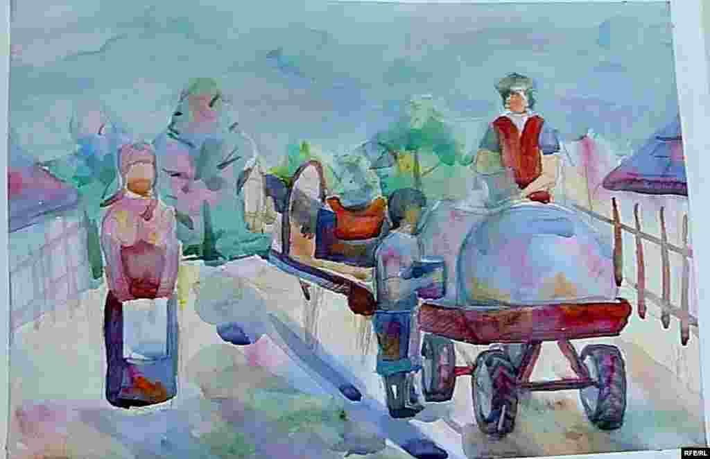 Неделя искусства в Жалал-Абаде #4