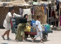 The UNHCR estimates that up to 2.7 million Iraqis may be displaced by the end of 2007