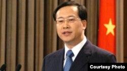 Қытай сыртқы істер министрінің көмекшісі Ма Чжаосюй.