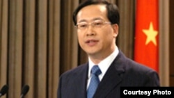 China's Assistant Foreign Minister Ma Zhaoxu