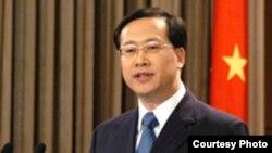 ما چائو شو ، سخنگوی وزير امور خارجه چين