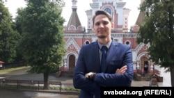 Дыякан Пакроўскага сабору ў Горадні Дзьмітры Паўлюкевіч