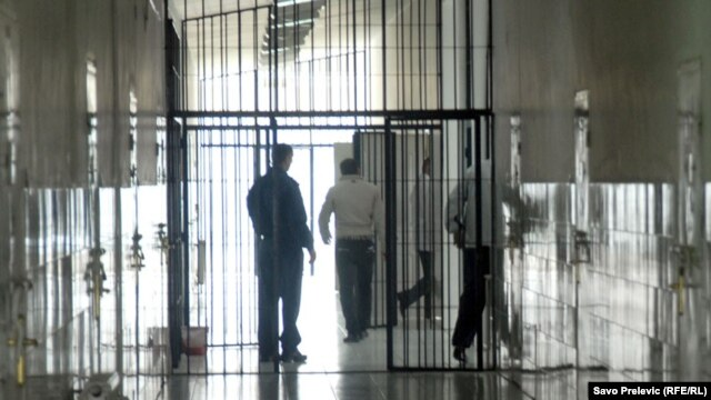 Zatvor u Podgorici, ilustrativna fotografija