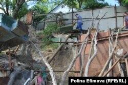 Защита от моря в Богудонии
