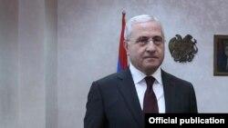 Գյուղնախարար Սերգո Կարապետյան
