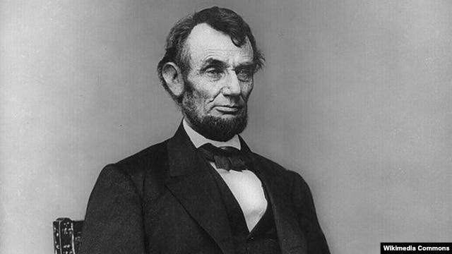 Abraham Lincoln (1809.- 1865.)