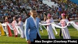 Исполняющий обязанности главы Республики Калмыкия Алексей Орлов